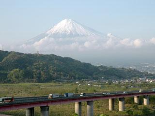 富士山デタ-----ッ!!