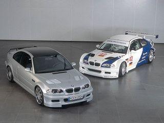 BMW M3GTR