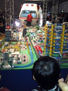 トミカ博2011