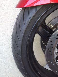 New Pirelli Tire! 120/70R17