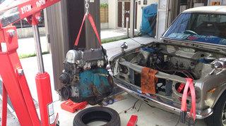 510の旧エンジン
