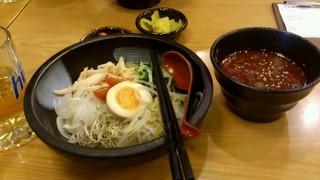 韓国の料理!