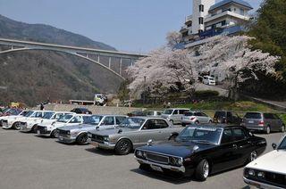 Shikoku Datsun510 Meet