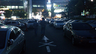 韓国駐車場事情