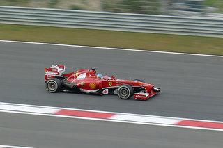 F1 韓国GP 2013