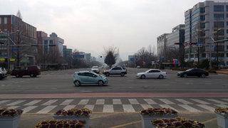 韓国道路事情