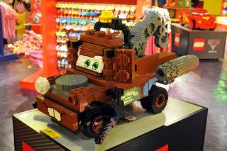レゴ×Cars2