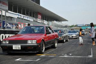 鈴鹿サーキットマイカーラン 2014/05/03