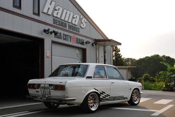 @Hama's Garage