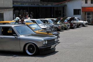 Okayama Datsun 510 Meet 2015