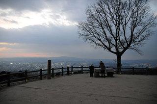新日本三大夜景若草山の夜景