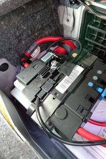 びーやのバッテリー交換