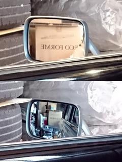 ドアミラーのミラー変更