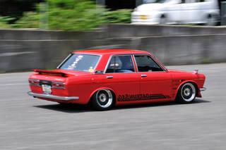 Okayama Datsun510 Meet 2016