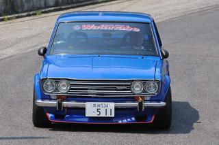 Okayama Datsun510 Meet