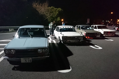 四国DATSUN510MEET!