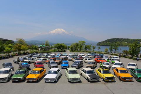 ぐるぐる山中湖2017