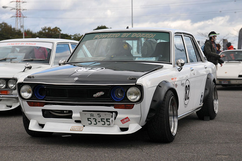 DATSUN510@Suzuka Sound of Engine