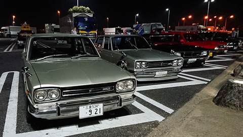 Kameyama Night Meet