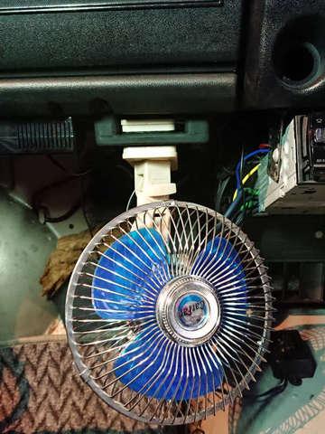 扇風機ブラケット作製