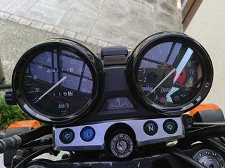 ZRX1200Rスピードメーター交換