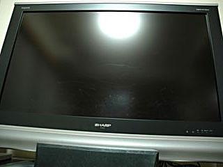 我が家のテレビが…